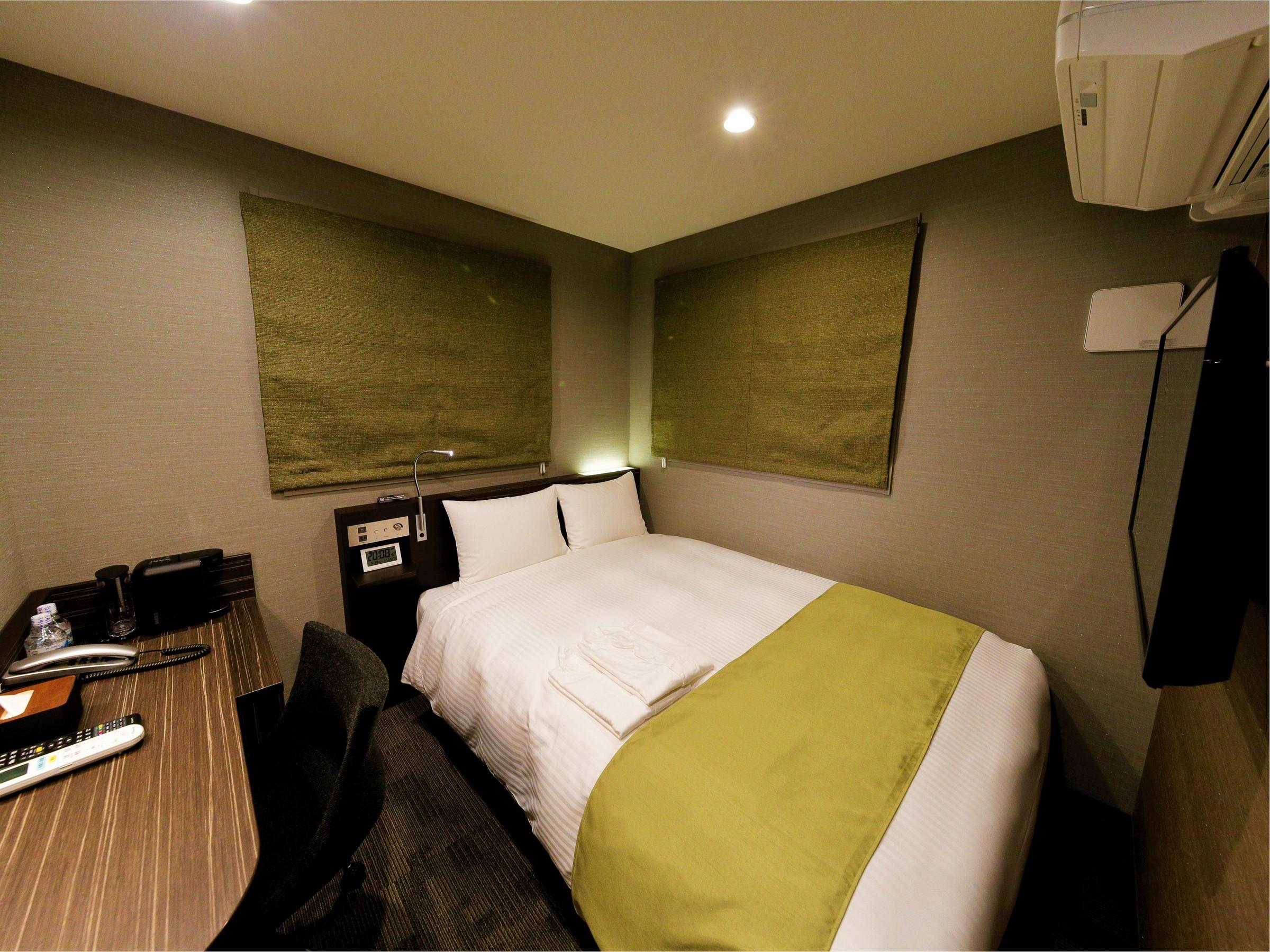 渋谷ホテル ダブルプラン